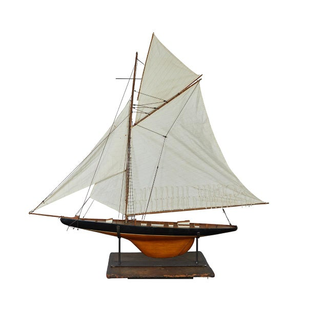 Large Model Sailing Boat For Sale - Image 10 of 10
