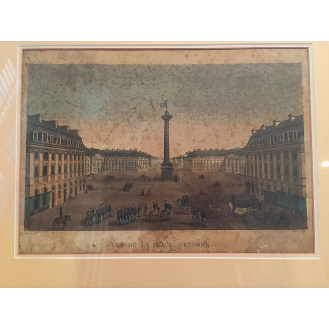 1830's French Prints, Louis Philippe Frame - Pair - Image 7 of 8