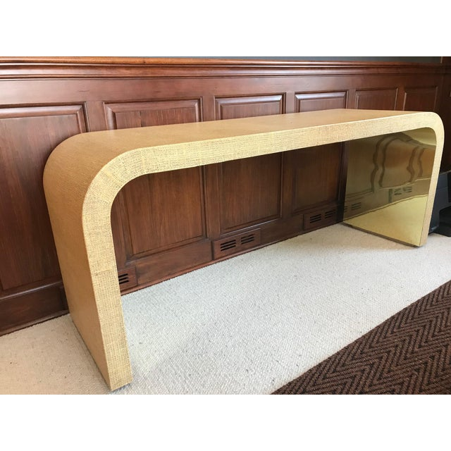 Mid-Century Modern Ernest C Masi Sideboard Table -French & English Furniture Co. - Image 6 of 6