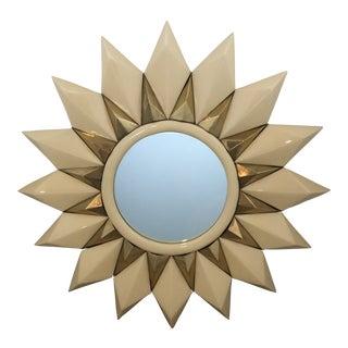 Made Goods Marten Sunburst Mirror For Sale