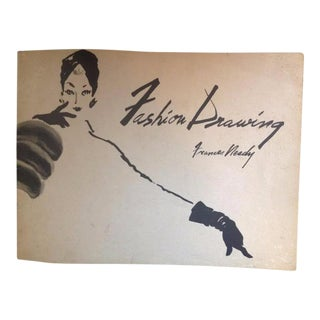 "Vintage ""Fashion Drawing"" Instruction Book"