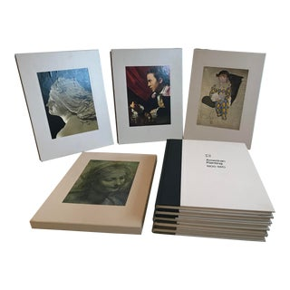 1970s Time Life Art Books Covering Art From 1598-1970 - Set of 9 For Sale