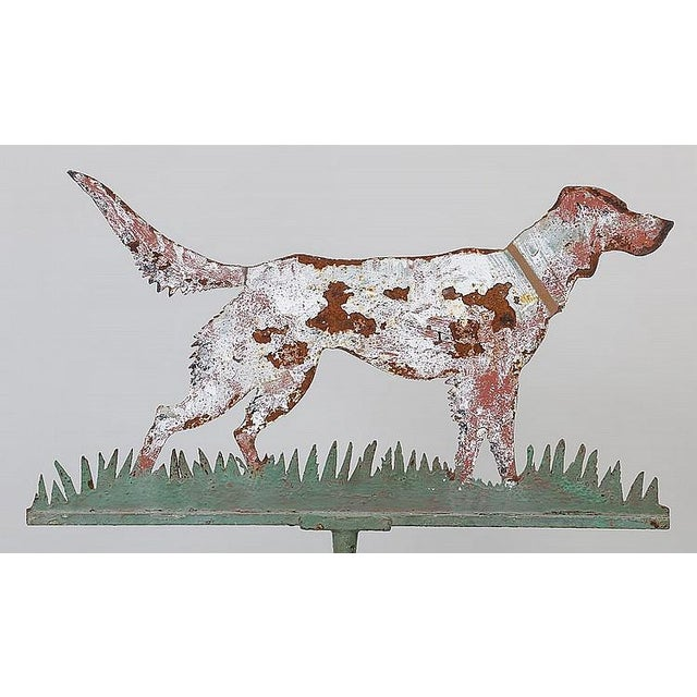 Setter Weathervane For Sale - Image 4 of 5
