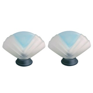 Italian Art Deco Table Lamps - a Pair For Sale