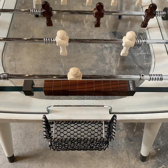 Vintage Centroid Richerche Giorgetti 90 Minuto Foosball Table For Sale - Image 11 of 13