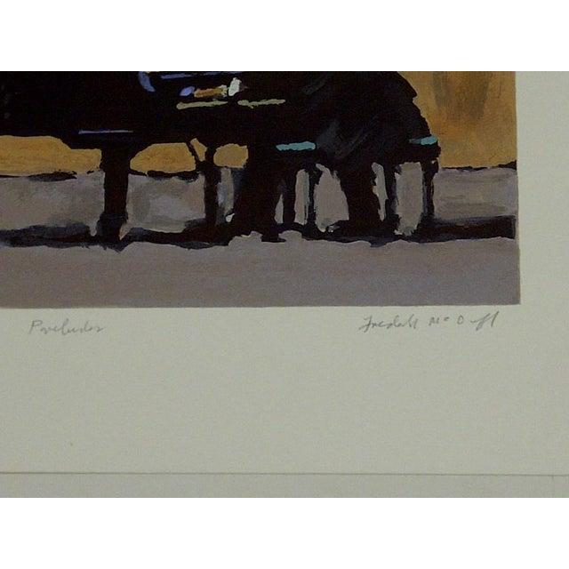 "Frederick McDuff ""Poveluder"" Print - Image 5 of 5"