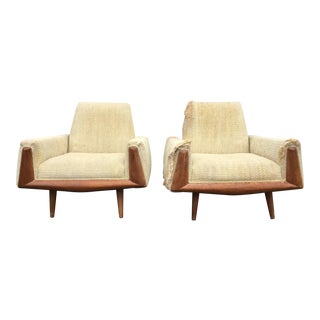 Craft Associates Lounge Chair 2119c- a Pair