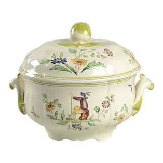 Longchamp Moustiers Tureen For Sale