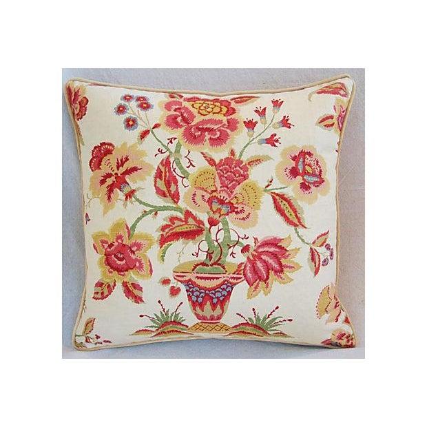 Custom Designer Lee Jofa Pillows - A Pair - Image 7 of 8