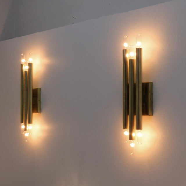 Gallery L7 Wall Lights 'Trina' - a Pair For Sale - Image 9 of 11