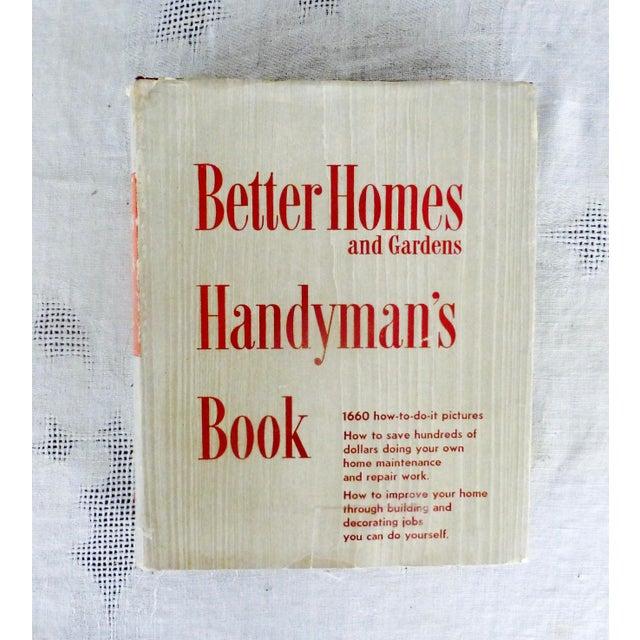 Better homes gardens handymans book 1951 chairish better homes gardens handymans book solutioingenieria Images