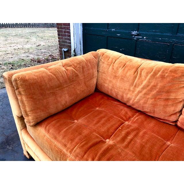 Vintage Mid Century Erwin Lambeth Sofa For Sale - Image 11 of 13