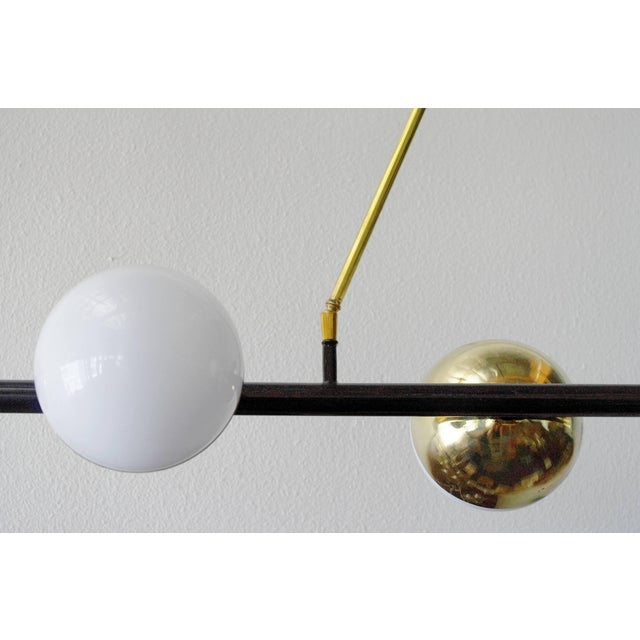Viale Chandelier by Fabio Ltd (3 Available) For Sale In Palm Springs - Image 6 of 9