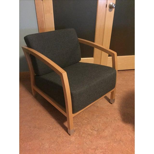 DWR Stua Malena Armchair For Sale - Image 5 of 5
