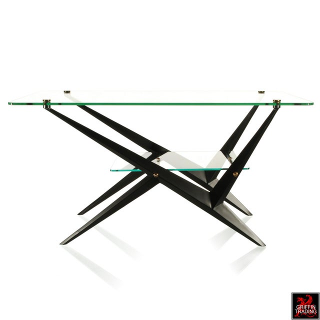 Italian Angelo Ostuni Side Table / End Table / Coffee Table For Sale - Image 3 of 7