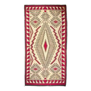 Large Antique Navajo Klagetoh Rug For Sale