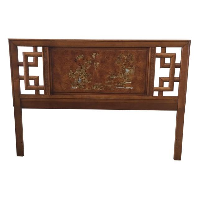 Henry Link Mandarin Collection Headboard - Image 1 of 8