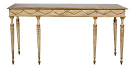 Image of Newly Made French Console Tables