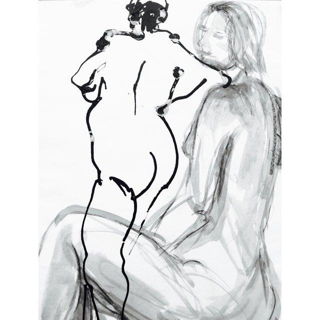 'Good Friends' Original Drawing - Image 2 of 4