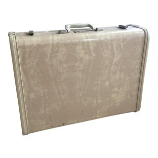 Vintage Royal Traveler Suitcase