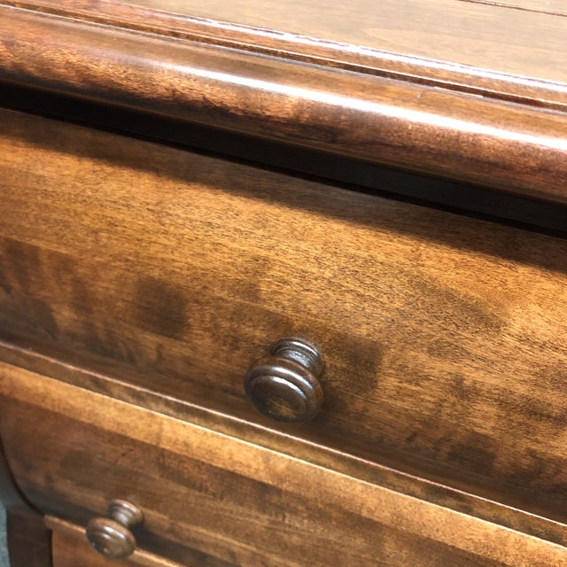 Traditional Capretti Designs 7-Drawer Dresser For Sale In San Francisco - Image 6 of 11
