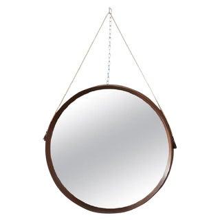 20th Century Swedish Design Wall Mirror by Uno & Osten Kristiansson, 1960s For Sale