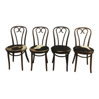Chairs - Thonet Chairs - Set of 4