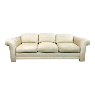 Marge Carson 1980s Sofa For Sale