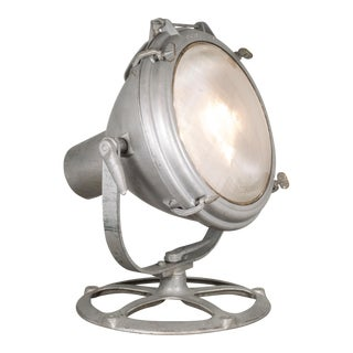 Antique Crouse Hinds u.s. Navy Spotlight C.1930 For Sale