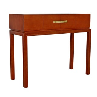 1950s Mid-Century Modern Tommi Parzinger for Charak Console Foyer Table