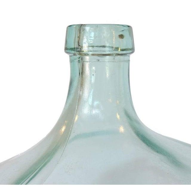 Czech Handblown Glass Wine Vessel - Image 3 of 4