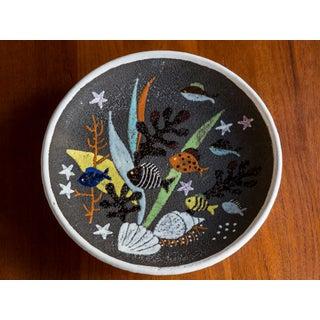 Large Ceramic Bowl by Anna-Lisa Thomson for Upsala Ekeby