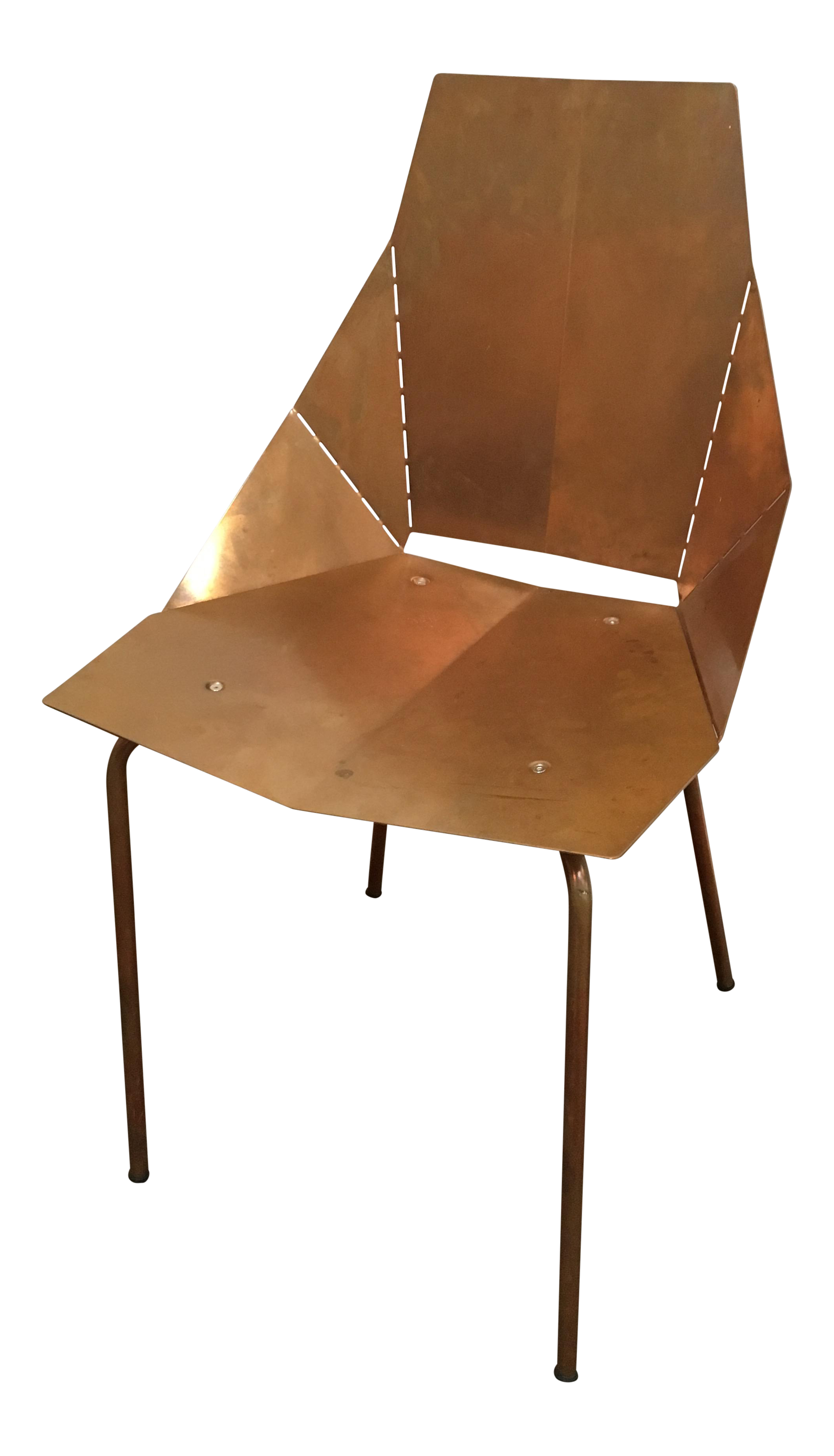 Genial Blu Dot Copper Real Good Chair