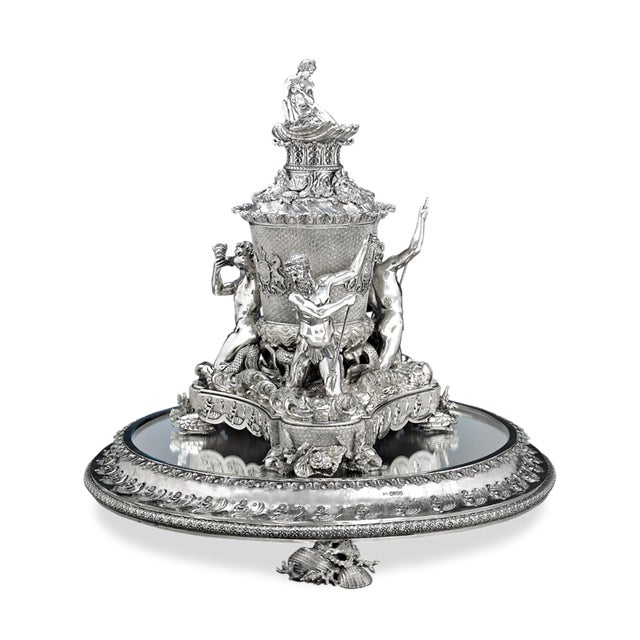The Royal Ice Pail By Rundell, Bridge, And Rundell - Image 11 of 11