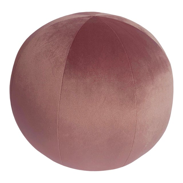Ball Pillow, Mulberry For Sale