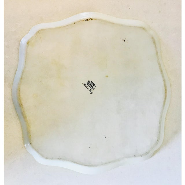 Gio Ponti for Richard Ginori Equestrian Theme Porcelain Tray For Sale In New York - Image 6 of 9