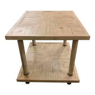 Century Biscayne Side Table For Sale