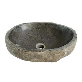 River Rock Bowl Sink