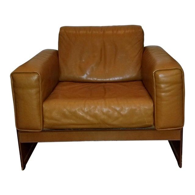 Tito Agnoli for Matteo Grassi Korium KM 3/1 Armchair For Sale