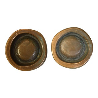 David Gillespie Forms and Surfaces Door Knobs - a Pair For Sale