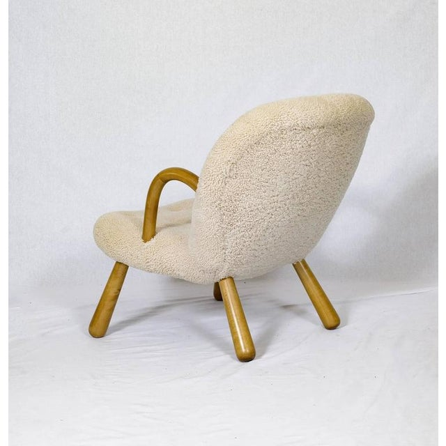 "Philip Arctander ""Clam"" Chair - Image 4 of 10"