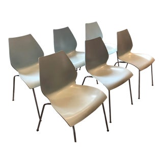 Kartell Maui Chairs - Set of 6 For Sale