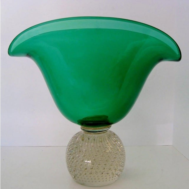 Vintage Erickson Glass Vase - Image 2 of 6