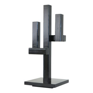 Contemporary Abstract Cactus Tabletop Sculpture For Sale