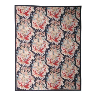 """Pasargad Aubusson Hand Woven Wool Rug - 10' 4"""" X 14' 1"""""""