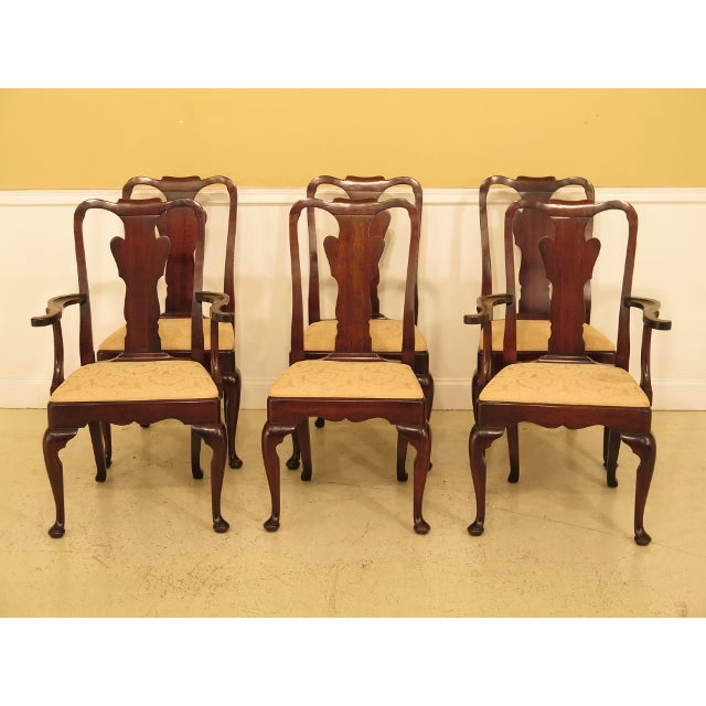 Cherry Dining Room Furniture: Statton Stratford Cherry Dining Room Chairs
