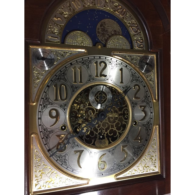 Sligh Grandfather Clock - Image 6 of 11