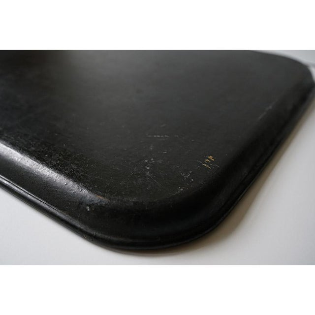 Mid 19th Century Chinorisie Lacquer Tray For Sale - Image 5 of 7