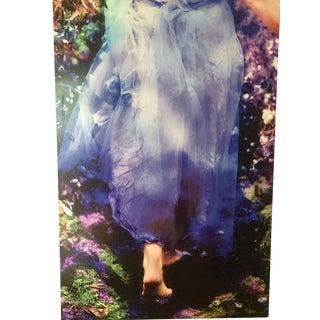"""Dancer"" Original Signed Photograph on Aluminium For Sale"