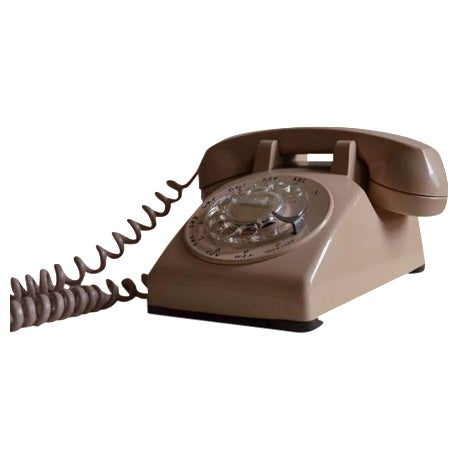 Vintage Cream Touch Tone Telephone - Image 1 of 6